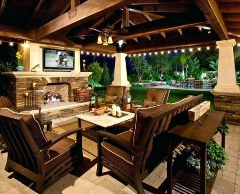 An image of a awesome patio