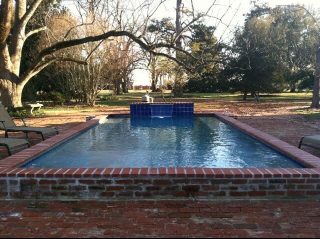 Swimming Pool Renovation, after